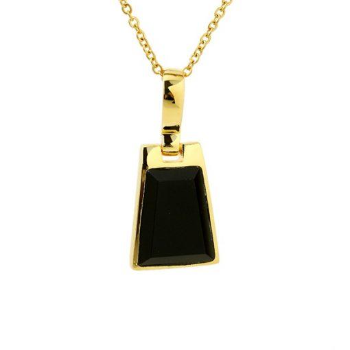 Altın Kaplama Modern Bayan Kolye AX392