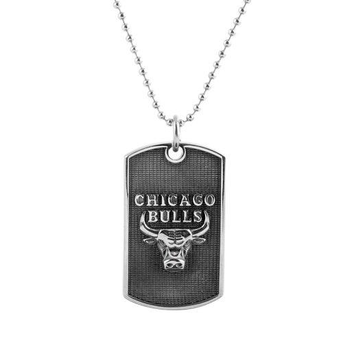 Chıcago Bulls Erkek Kolye AX647